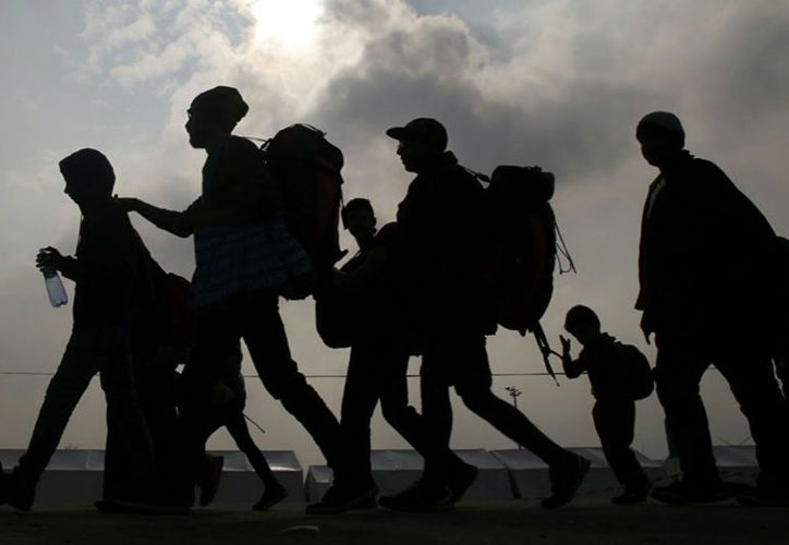 La Organización Internacional de Migración informó que 232 migrantes murieron en la ruta en el primer semestre del año. (Internet/Contexto)