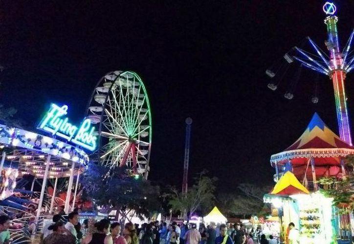 De 16:00 a 19:00 horas se podrá ingresar gratis a la Feria sólo este viernes 8 de noviembre. (Archivo/Sipse)
