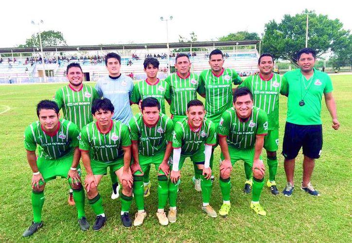 FC Itzaes ligó su tercer triunfo consecutivo en la Primera Fuerza Estatal de Futbol.(Milenio Novedades)