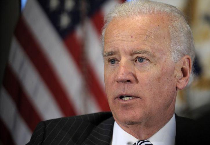 El vicepresidente Joe Biden presentará sus propuestas a Obama este martes. (Agencias)