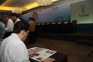 Inicia 87 Convención de la CIRT en Mérida