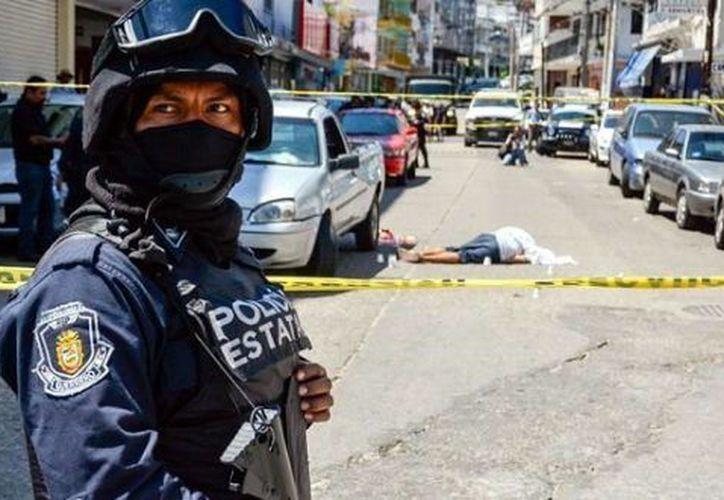 El 58.4 por ciento de los más de 100 mil homicidios se concentran en solo seis estados. (NSS Oaxaca)