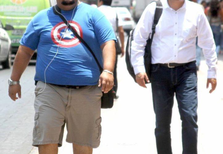El sobrepeso, factor que influye en la aparición del cáncer de hígado. (Milenio Novedades)