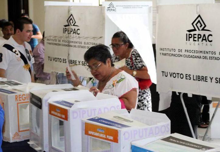El domingo 1 de julio de 2018 habrá elecciones concurrentes (locales y federales) en Yucatán. (SIPSE)