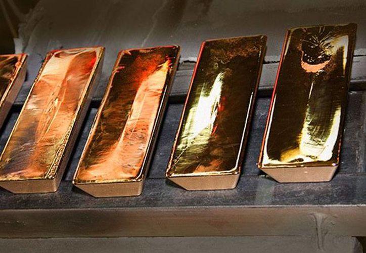 Fuente periodísticas de Estados Unidos aseguran que el Estado Islámico busca crear su propia moneda, para lo cual está comprando grandes cantidades de oro, plata y bronce. La imagen está  utilizada como contexto. (actualidad.rt)