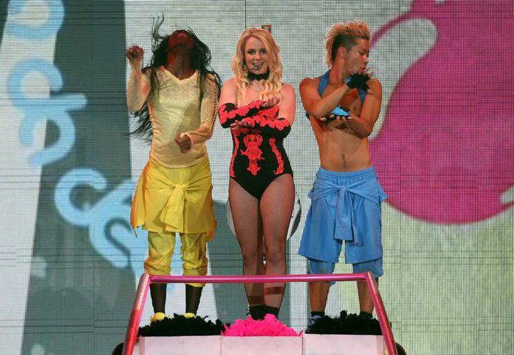 Britney ya había encabezado la lista de Forbes en 2010. (Agencia Reforma)