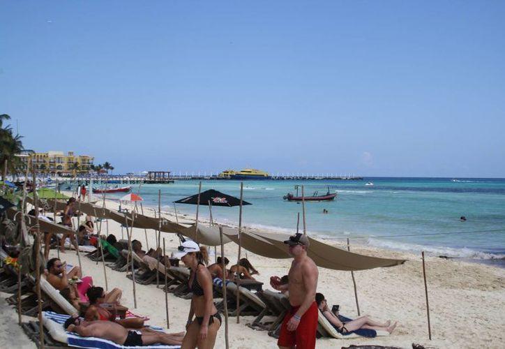 La Riviera Maya centrará la captación de visitantes que llegan en familia. (Octavio Martínez/SIPSE)