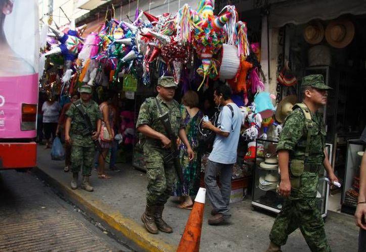 Autoridades de Protección Civil, Policía Municipal de Mérida, Sedena e incluso de la Gendarmería, coordinarán y fortalecerán las acciones de vigilancia de la venta de 'bombitas' en Mérida. (Foto de archivo de SIPSE)