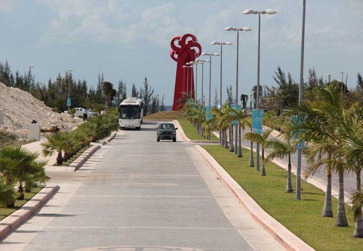 En la Marina Cozumel se tienen proyectados cuatro mil 523 lotes. (Gustavo Villegas/SIPSE)
