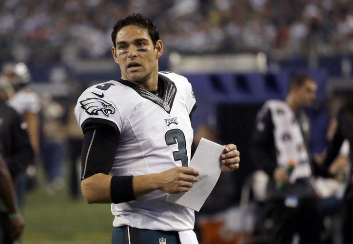 Mark Sánchez busca sacarse la 'espinita' cuando vuelva a enfrentar a Romo y los Cowboys. (Foto: AP)