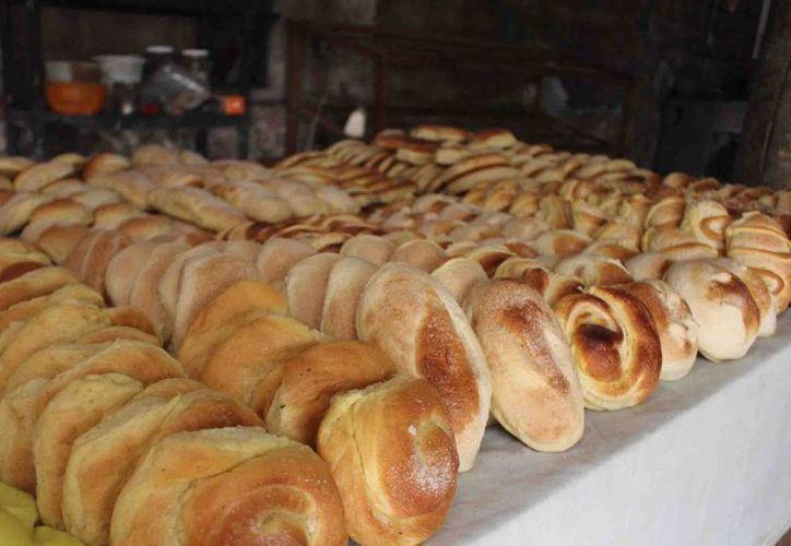 El precio del pan en el municipio de Felipe Carrillo Puerto también recibe sus modificaciones. (Jesús Caamal/ SIPSE)