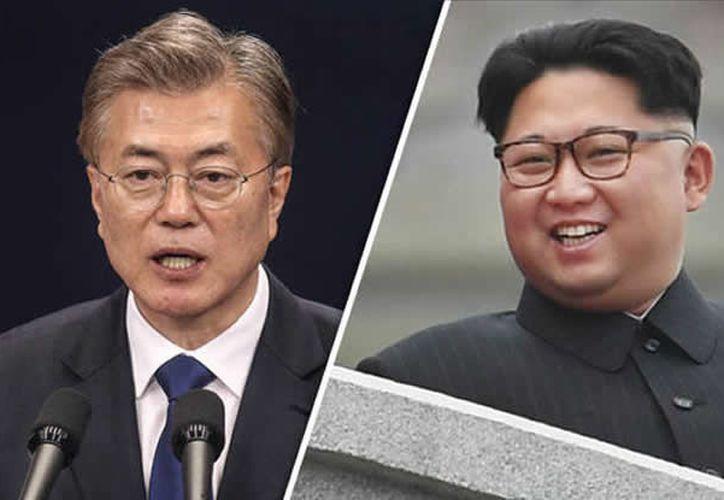La medida de paz, podría anunciarse la semana próxima durante encuentro entre Kim Jong-un, y Moon Jae-in. (Foto: Crónica Viva)