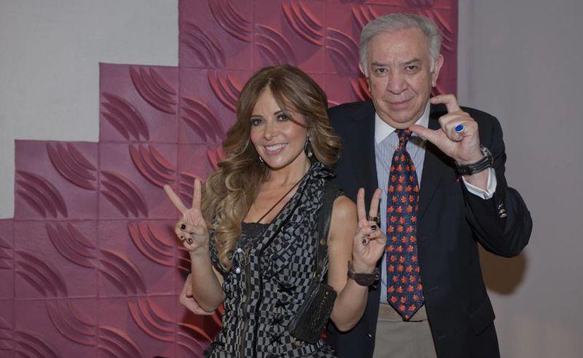 La cantante Gloria Trevi compartió su felicidad de que será la protagonista de la nueva telenovela del productor Emilio Larrosa. (Archivo/Notimex)