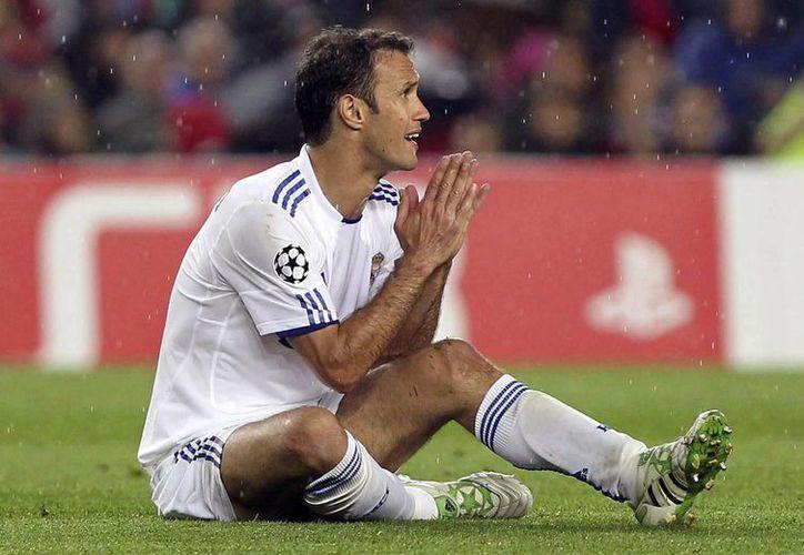 Carvalho estuvo tres años en el Real Madrid, pero nunca fue titular indiscutible. (EFE)