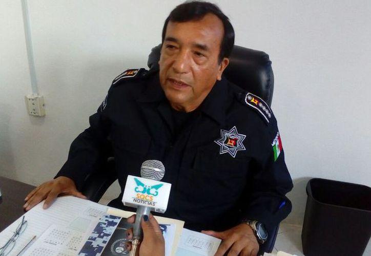 Antonio Arenas Mondragón fue retirado del cargo como director de Seguridad Pública y Tránsito en Othón P. Blanco. (Cortesía)