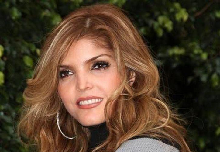 Ana Bárbara dijo que no conocía al pelotero Esteban Loaiza. (www.listal.com/Archivo)