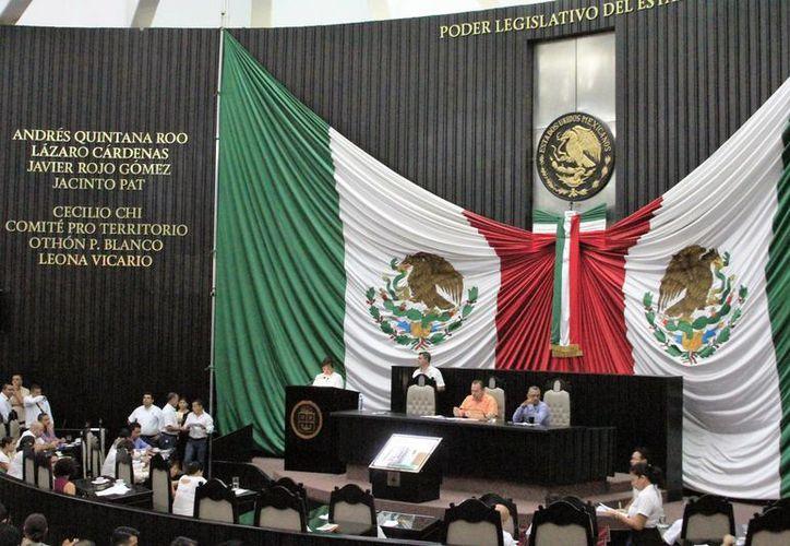 Las leyes y demás disposiciones fueron publicadas en el Periódico Oficial del Estado de Q. Roo. (Carlos Horta/ SIPSE)
