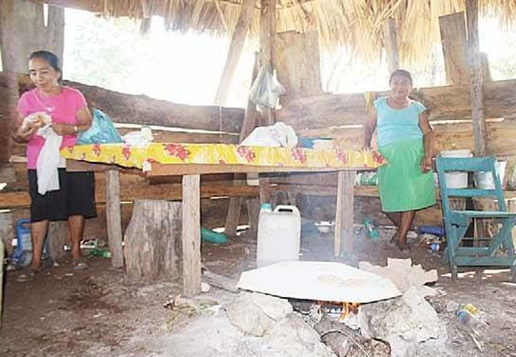 Las elecciones se basan en propuestas que busquen el bienestar de las poblaciones indígenas. (Octavio Martínez/SIPSE)