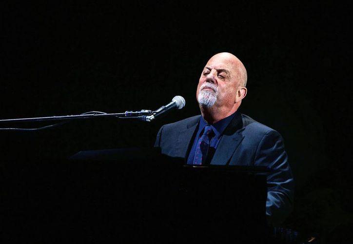 Billy Joel rompió el récord de mas presentaciones en el Madison Square Garden, en total el cantante ha estado ahí en 65 ocasiones. (AP)