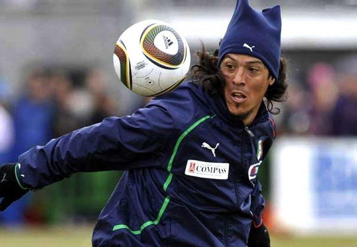 Mauro Camoranesi no pudo completar la pretemporada con el  Racing Club de Avellaneda (Argentina) luego de un año sin continuidad por una molestia en la rodilla izquierda. (Agencias)