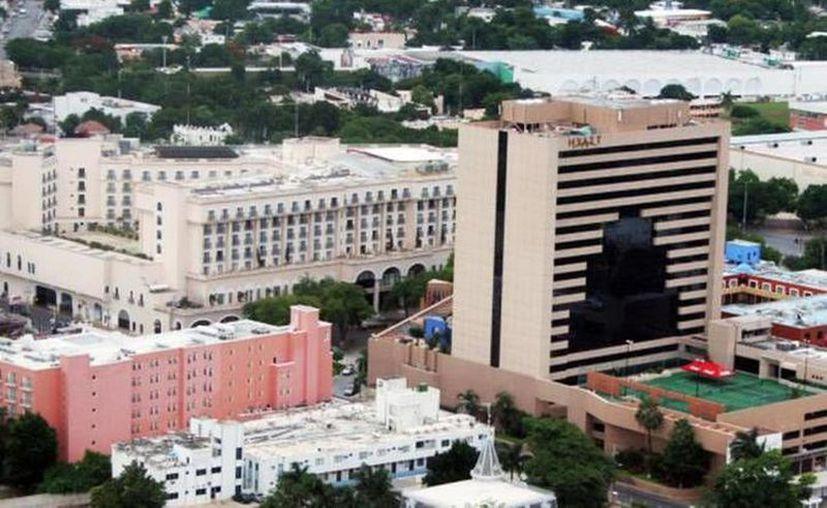 Los centros de hospedaje se preparan para el fin de 2020. (Novedades Yucatán)