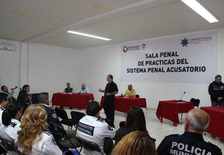 El curso consta de aproximadamente 80 horas de acuerdo Secretaría Técnica del Consejo de Coordinación. (Redacción/SIPSE)