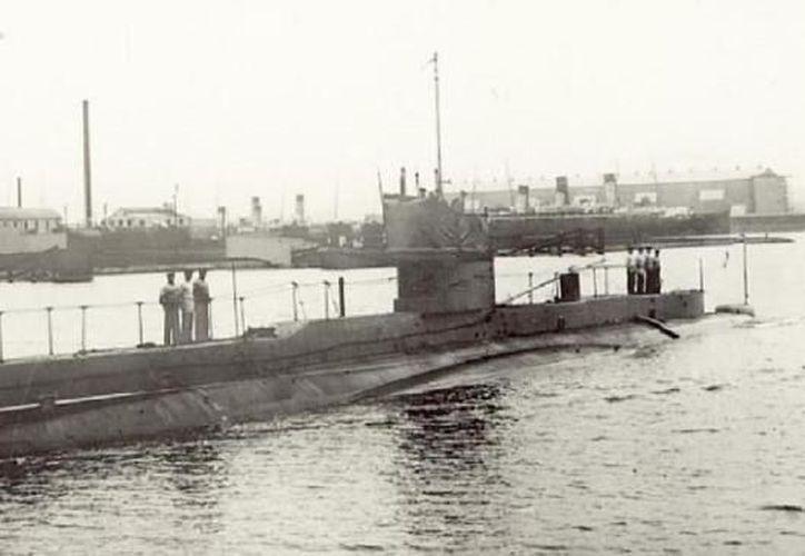 Un submarino desapareció en 1914, fue encontrado en la costa de Papúa Nueva Guinea. (Foto: Ahora Noticias)