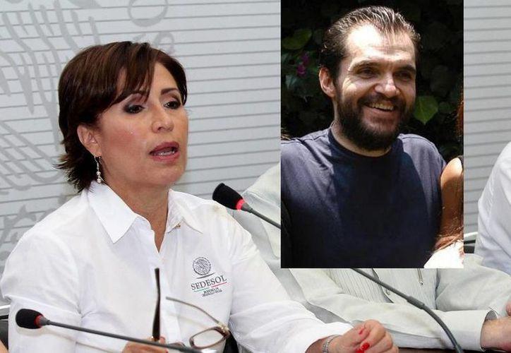 Ahumada (recuadro) busca que el PRD y su entonces presidenta Rosario Robles le devuelvan 200 mdp. (Notimex)