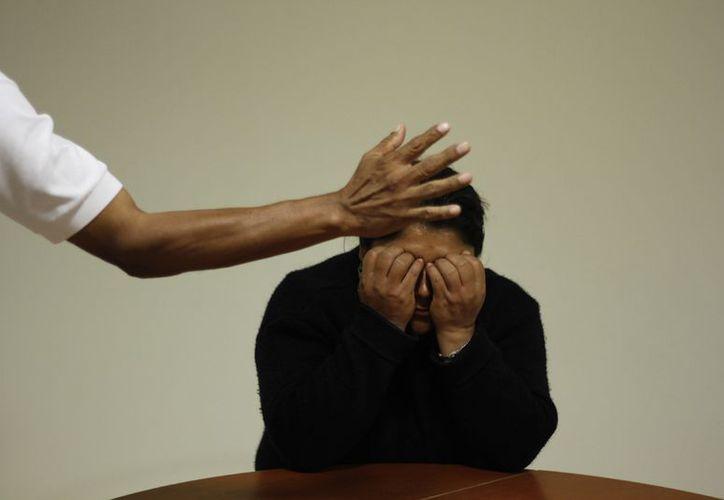 Centros de justicia optimizan la atención de las mujeres violentadas  y propician la denuncia. (Israel Leal/SIPSE)