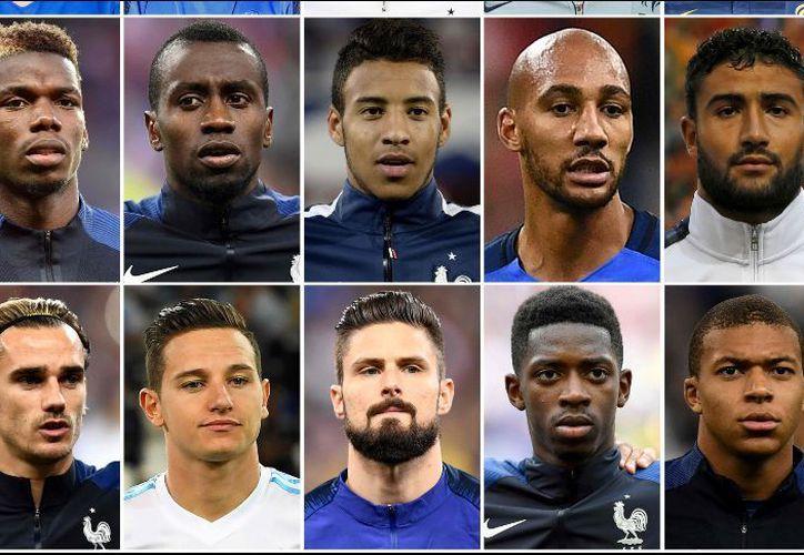 La mayoría de los convocados no causó sorpresa, sino las exclusiones del técnico Didier Deschamps. (Internet)