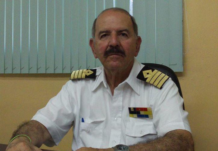 Carlos Humberto Carrillo Ufort  llegó a la entidad  la noche del pasado jueves. (Manuel Pool/SIPSE)