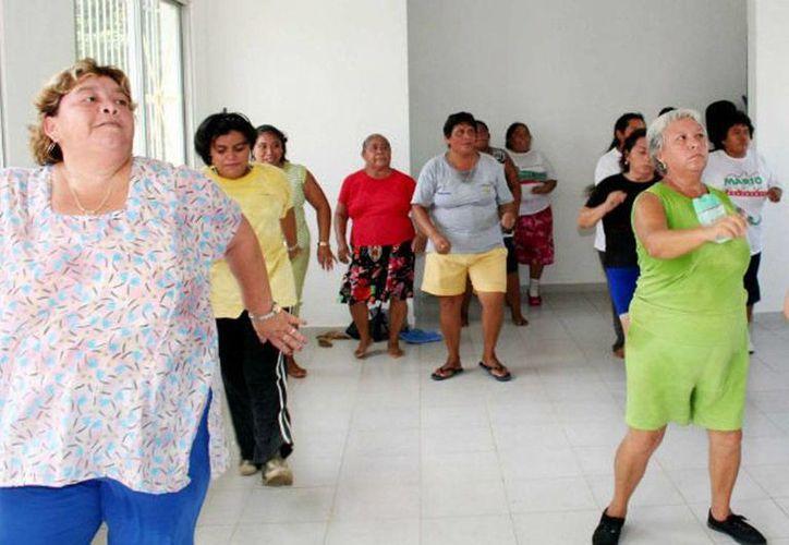 La activación física es esencial para el adulto mayor. (Milenio Novedades)