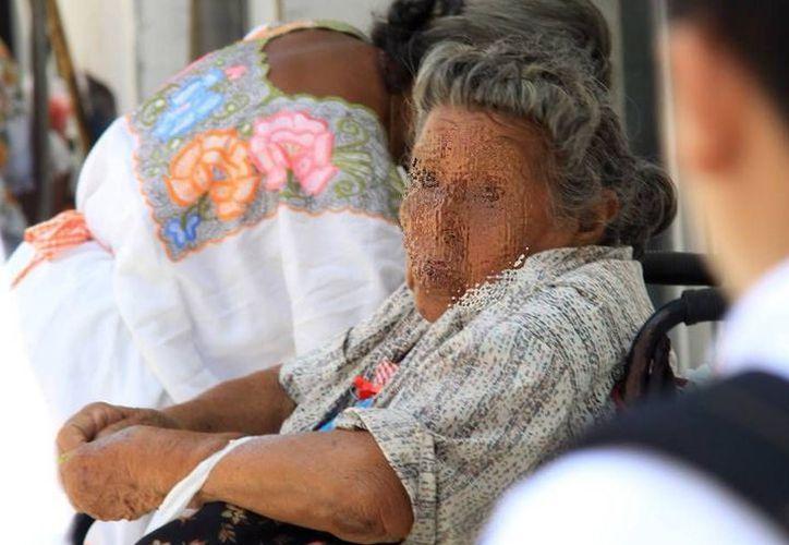 Afirman que existen un desinterés por parte de los nuevos médicos en atender a los adultos mayores. (Milenio Novedades)