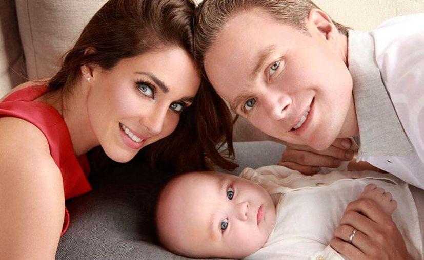 Anahí regresó a sus redes sociales para compartir una foto de su hijo. (Contexto/Internet)