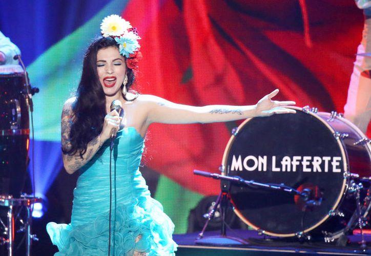 Mon Laferte anunció su retiro de los escenarios, pero no de la escena musical. (Foto: Rock&Pop)