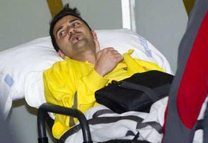 El problema de salud deja fuera de la acción al delantero David Villa. (blaugranas.com)