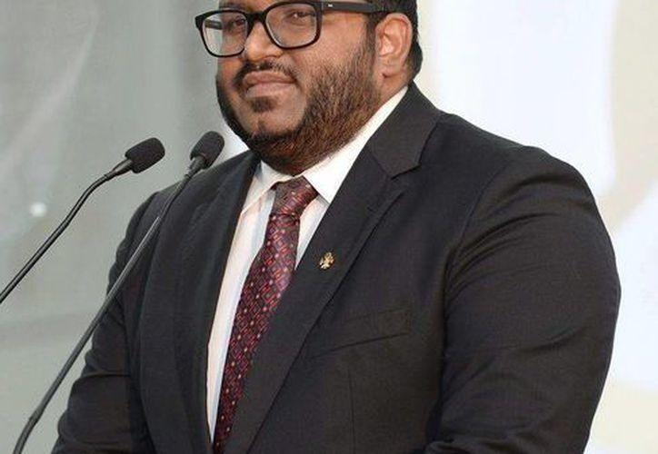 El vicepresidente de Maldivas, Ahmed Adeeb. (EFE/Archivo)