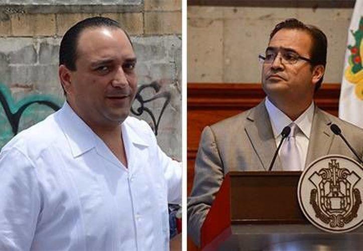 La SCJN dará prioridad al caso del 'blindaje anticorrupción' contra los gobernadores de Q. Roo y Veracruz, Roberto Borge y César Duarte, respectivamente. (elfinanciero.com.mx)