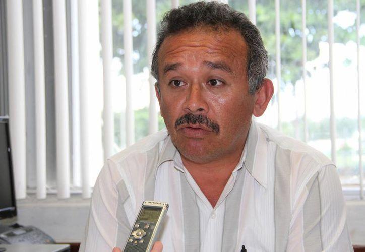 William Sosa Gorocica inició su carrera magisterial en los estados de Oaxaca y Toluca. (Tomás Álvarez/SIPSE)