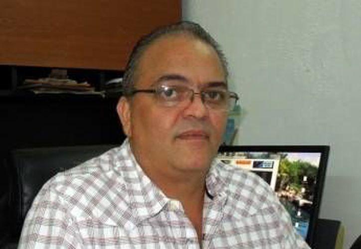Jorge Mimenza Ortega afirmó que existen multas contra el PAN y PSD. (Milenio Novedades)