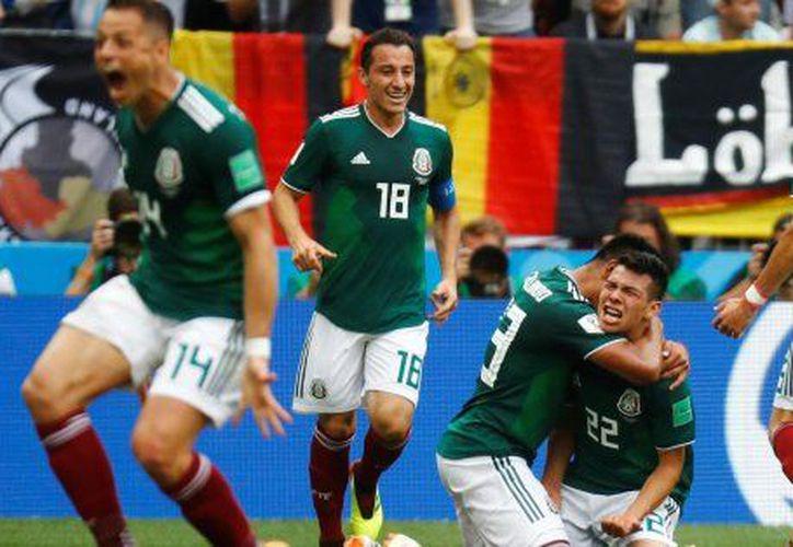 México perdió ante Alemania en casi todos los renglones dentro del partido, pero el gol hizo la diferencia (Foto: expansion.mx)