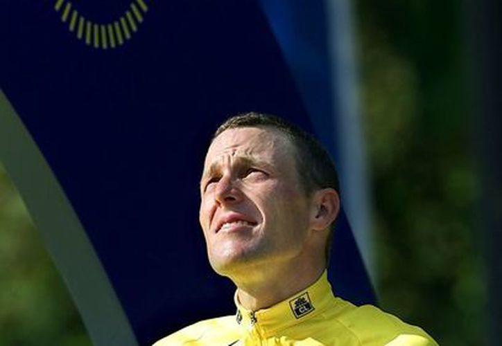 Armstrong nunca habló con las autoridades federales ni testificó ante el Congreso. (Agencias)