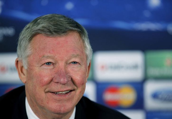 Ferguson está contento con su actual equipo. (EFE)