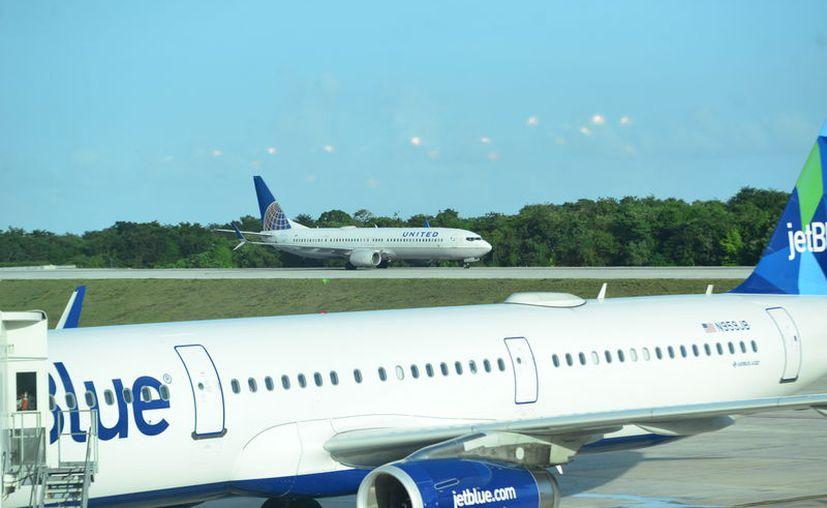 La terminal aérea agilizará tiempo de aterrizaje y despegue de aeronaves. (Contexto)