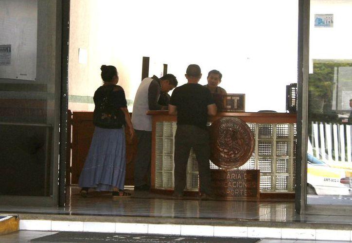 El recorte de personal iniciará antes de finalizar la primera quincena de diciembre. (Daniel Tejada/SIPSE)