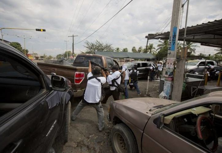 Según Calderón, se necesita fortalecer institucionalmente los cuerpos de seguridad pública y ministerios públicos de Michoacán. (Agencias/Foto de contexto)