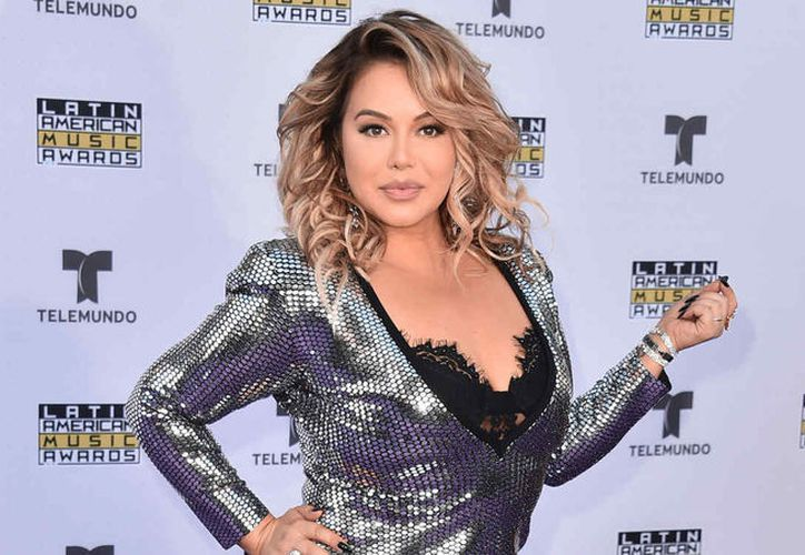 Chiquis Rivera respondió además que, a diferencia de otros artistas, ella sí demuestra cariño por sus seguidores. (Internet)