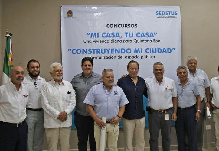 """Las autoridades lanzaron un concurso denominado """"Mi Casa, tu Casa"""". (Jesús Tijerina/SIPSE)"""