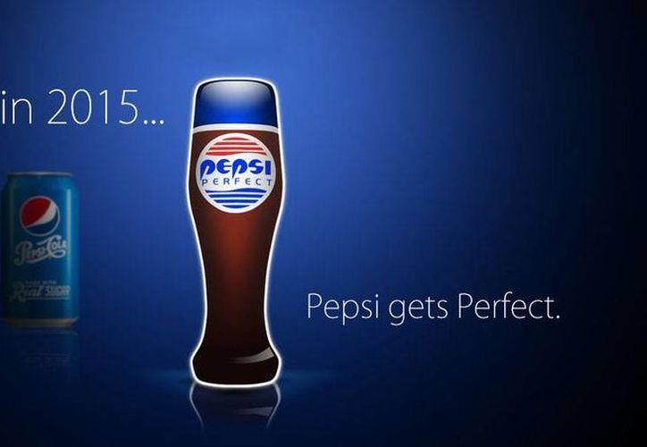 La Pepsi Perfect de 'Volver al futuro II' estará disponible en una edición limitada a 6 mil 500 unidades dentro de dos semanas. (slashgear.com)