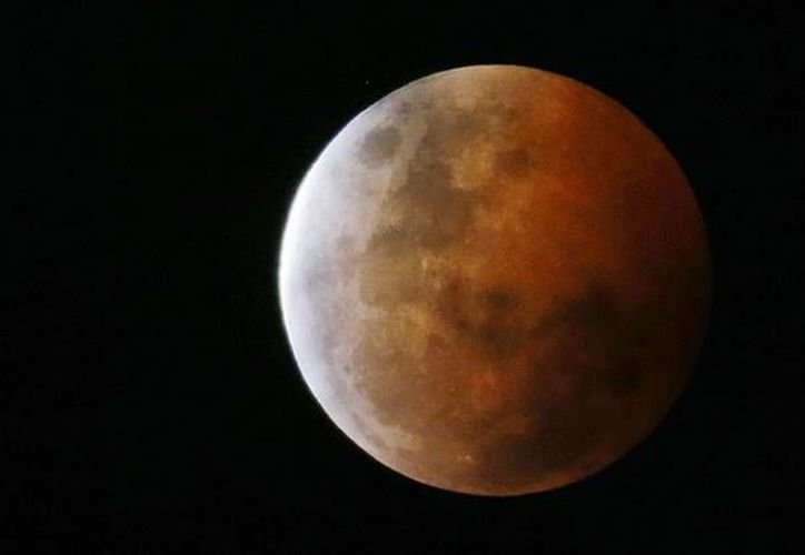 El próximo 28 de septiembre la Luna estará más cerca de la Tierra de lo habitual. (Archivo/Reuters)